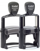 Металеві оснащення до штампу та печатки TRODAT Professional, для щоденного використання в офісі, ці оснащення гарантують отримання чистих і чітких відбитків