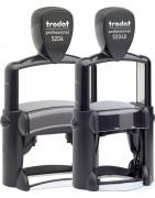 Металлические оснастки для штампа и печати TRODAT Professional для ежедневного использования в офисе, гарантирующий получение чистых и четких оттисков